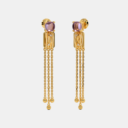 The Brianca Drop Earrings