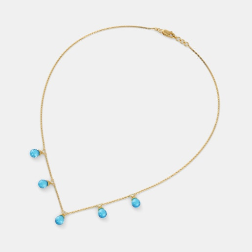 The Clarissa Line Necklace