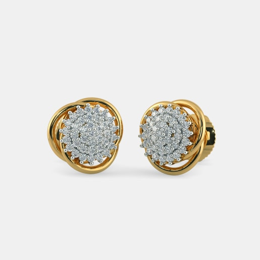 The Cygnus Stud Earrings