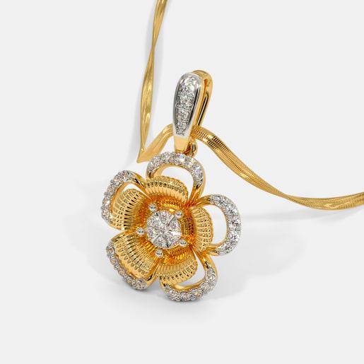 The Petunia Pendant