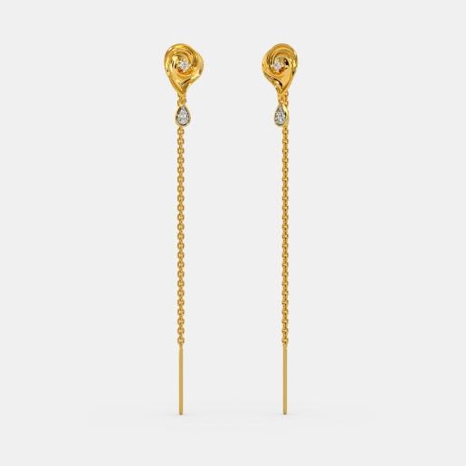 The Baano Sui Dhaga Earrings