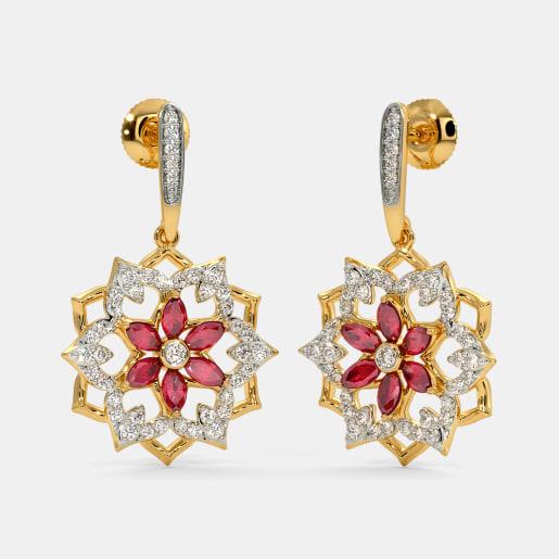 The Sevana Drop Earrings