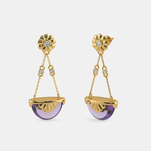 The Miela Drop Earrings