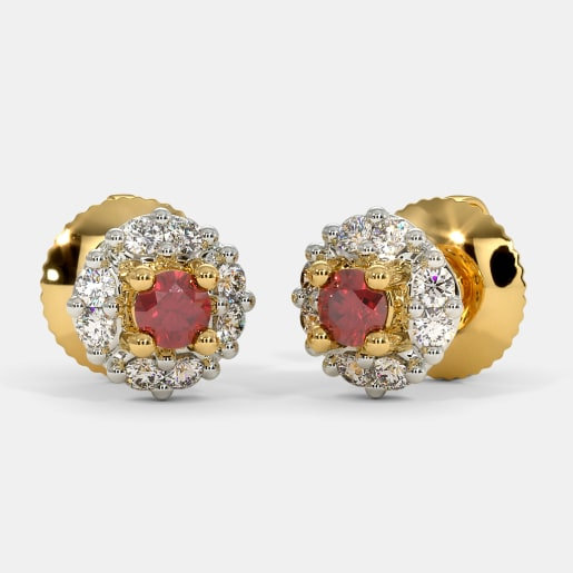 The Bamhi Stud Earrings