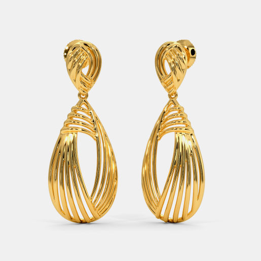 The Shai Drop Earrings
