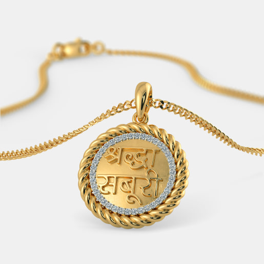 The Shraddha Pendant