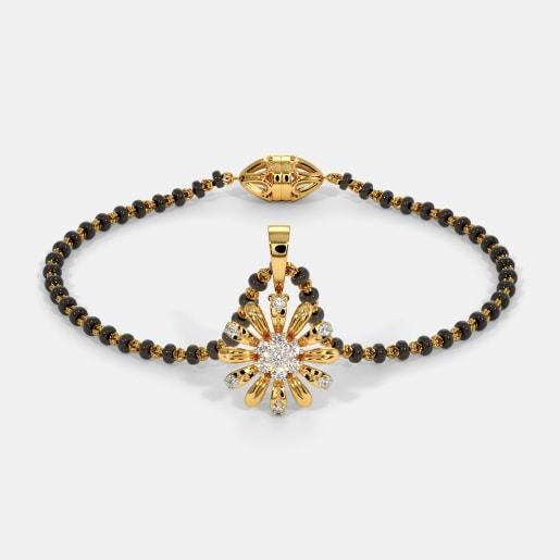 The Nehar Mangalsutra Bracelet