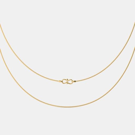 The Akshita Gold Chain