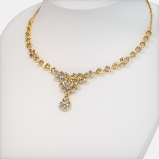 The Firoza Necklace