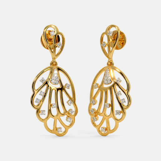 The Abelia Drop Earrings