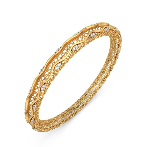 The Kaavya Lattice Bangle