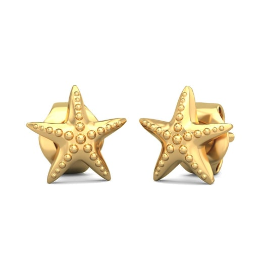 The Twinkle Star Earrings for Kids